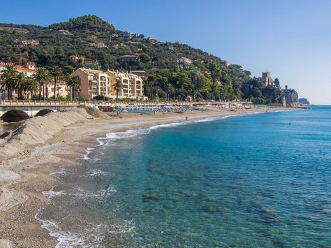 Finale Ligure, Italy is on the alternative side of the Italian Riviera, which foreigners often overlook. Here's why you should visit this lovely beach town.
