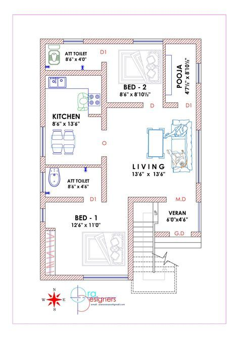 South Facing House Vastu Plan India South Facing Plan Indian House Plans Model House Plan Regarding Farmhouse Floor Plans 20x40 House Plans House Layout Plans