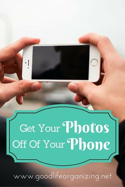 repair cellphone Get Your Photos off of your phone - Tips from Certified Personal Photo Organizer Andi Willis of Good Life Organizing