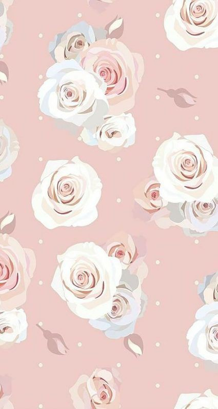 Best Rose Gold Wallpaper Backgrounds Phone Wallpapers Kate Spade Ideas Floral Wallpaper Iphone Flowery Wallpaper Pink Floral Wallpaper