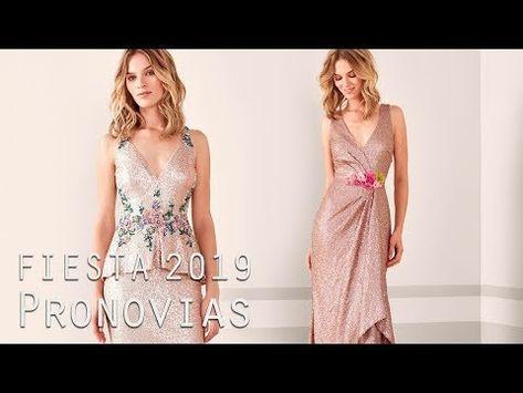 655360869 Especial Fiesta — Vestidos de fiesta Pronovias Avance 2019 - YouTube ...