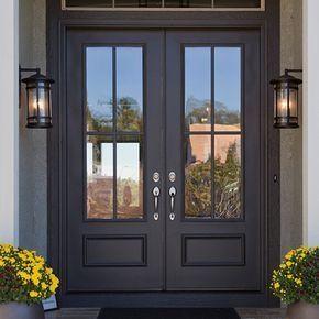 27 Stunning Exterior Door Design Ideas Exterior Door Designs Double Front Entry Doors Exterior Doors