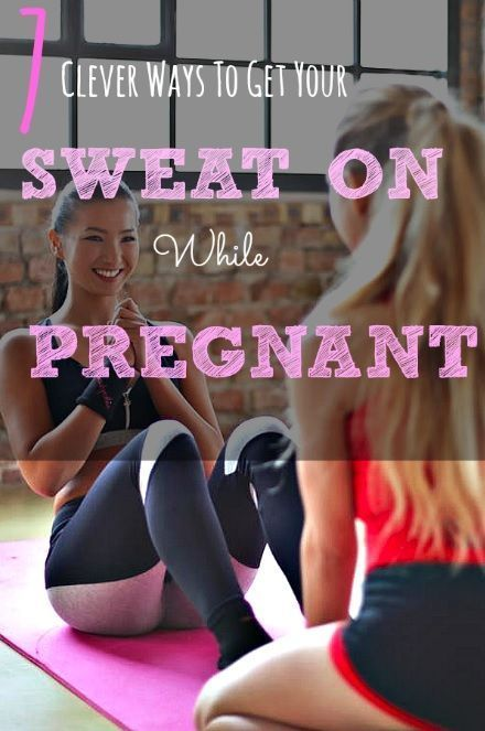 Can You Get In Shape While Pregnant Pin On Pregnancy Labor Delivery Postpartum