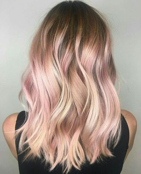 hair dye ideas colorful, Summer vibes...I love it! Temporary color by Keune color craving mixed up with conditioner. Be brave! Do it! :D