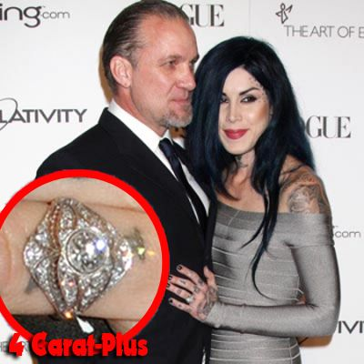 kat von d engagement ring - Google-haku | Famous people ...