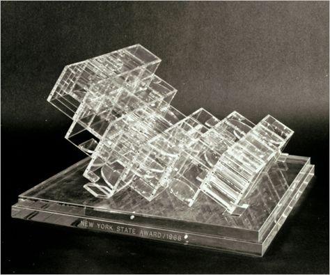 Transparent Sculpture IV (1968) ARCH Transparency Pinterest