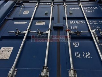 Pin On New Product 20ft Nearly New Containers London