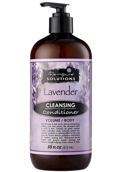 12 Seriously Good Beauty Products You Didn T Know Were At Cvs Cleansing Conditioner Lavender Shampoo Renpure Cleansing Conditioner