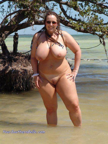 Bbw Southern Belle Naked