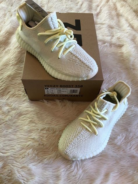 Adidas Yeezy Boost 350 V2 Butter Men's Size 6 F36980