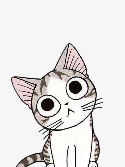 Cartoon Cat Png And Clipart Cartoon Cat Cartoon Clip Art Cat Clipart