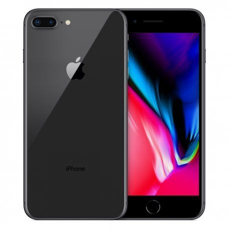 Apple Iphone 8 Plus 64 Gb Gris Espacial Apple Iphone 8 Plus 14 Cm 5 5 Zoll 64 Gb 12 Mp Ios 11 Grau Hohe 1584 Mm Gewicht Apple Iphone Iphone 8 Plus Iphone