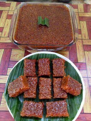 Wajik Adalah Jenis Makanan Tradisional Yang Sekarang Ini Jarang Sekali Kita Temukan Padahal Kalau Asian Dessert Recipe Asian Desserts Cooking Recipes Desserts