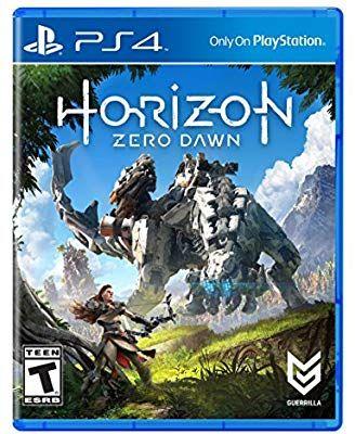 Amazon Com Horizon Zero Dawn Playstation 4 Sony Interactive Entertainment America Llc Video Games Giochi Ps4 Ps4 Playstation