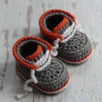 Uitgelezene Taika Boot crochet pattern by Inventorium   Schoentjes haken YC-11
