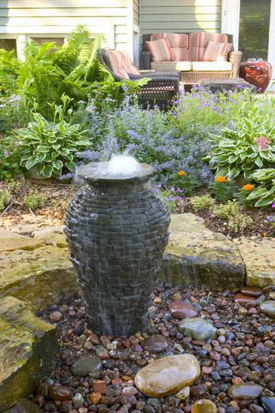 Landscape Ideas Small Space Water Features Aquascape Inc Water Fountains Outdoor Fountains Outdoor Fountains Backyard