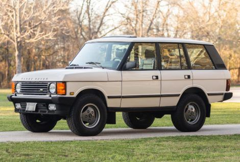 1991 Land Rover Range Rover Classic In 2020 Range Rover Classic Land Rover Range Rover