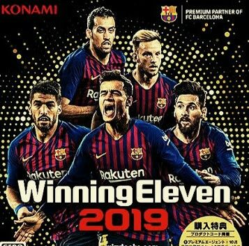 Winning Eleven 2019 Apk Mod Download | RisTechy | Pro