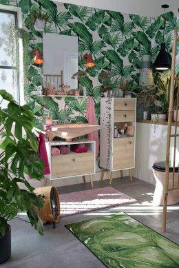 Badezimmer Teppich Cotton Pattern Diamond Rose Von Tom Tailor Waschbeckenunterschrank Badezimmerteppich Und Schubladen