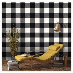 Wallpaper Wall Tiles Target Plaid Wallpaper Peel And Stick Wallpaper Paintable Wallpaper