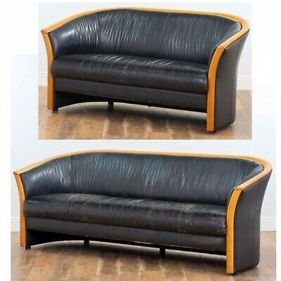 Magnificent Details About Ekornes Sofa And Loveseat Set Danish Mid Bralicious Painted Fabric Chair Ideas Braliciousco