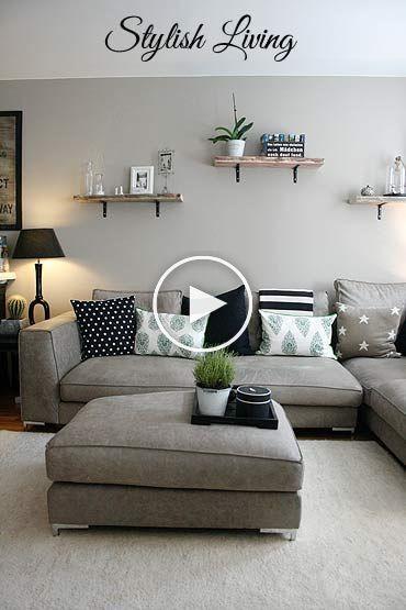 Hier Ein Kleiner Einblick In Unseren Offenen Wohnbereich Mit Kuche Esszimmer Und Wohnzimmer Kleine Wohnung Wohnideen Wohnzimmer Gemutlich Offener Wohnbereich