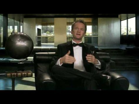 How I Met Your Mother - Barney Stinson Video Resume Builder - announcer sample resumes