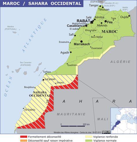 Maroc France Diplomatie Ministere Des Affaires Etrangeres Et