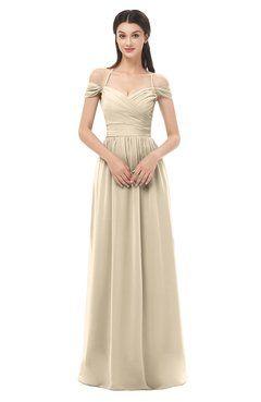 ColsBM Amirah Champagne Bridesmaid Dresses - ColorsBridesmaid
