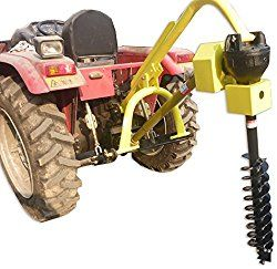 Top 7 Best Post Hole Diggers For Rocky Soil Reviews Guide 2019 Tractor Attachments Tractors Steel Fence