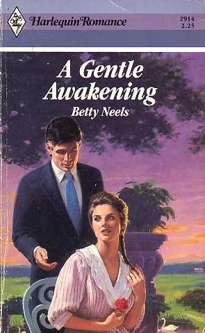 Betty Neels 77 1987 A Gentle Awakening Harlequin Romance Romance Book Covers Romance Covers