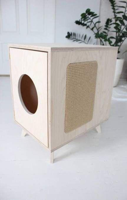 Cats Diy Litter Box Bathroom 25 Ideas For 2019 Cats Diy