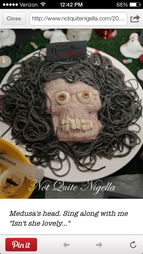 Halloween food (pic only)