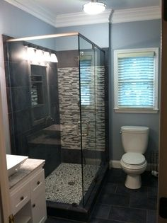 Updated bathroom idea for Updated small bathroom ideas