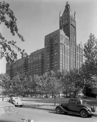 American Furniture Mart 1938 Chicago An Eclectic Photographic