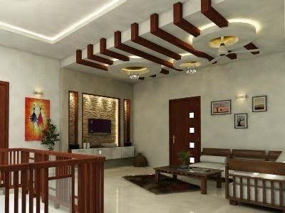 Living Room Kerala House Ceiling Designs In 2020 With Images