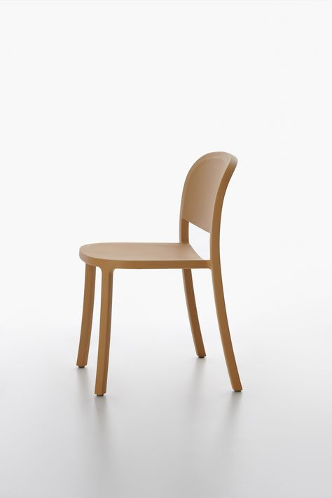 Emeco 1 Inch Reclaimed Chair Designed By Jasper Morrison