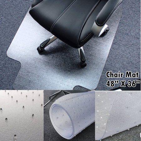 Upgrade Office Desk Chair Mat For Carpet Computer Chair Mat