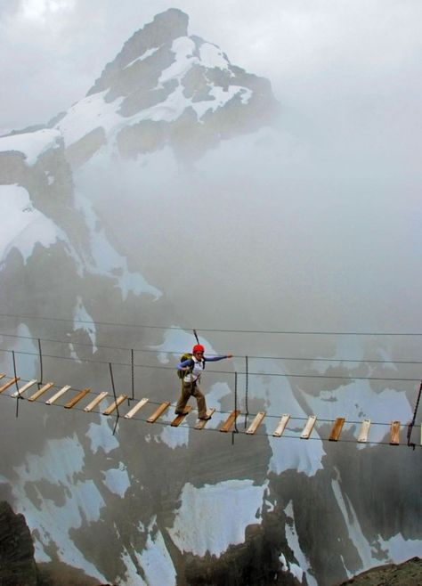 The 100 Most Beautiful and Breathtaking Places in the World in Pictures (part 4), Canada, Sky Walking at Mt. Nimbus