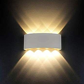 Wandleuchten Moderne IP65 Wasserdicht 8W LED Wandleuchte