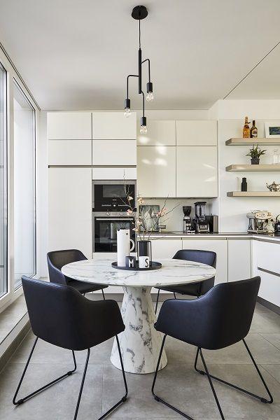 Benvenuti A Casa Di Stefanie Giesinger La Modella Tedesca Ha Arredato Insieme A Westwing La Sua Nuova Cas Arredamento Arredo Interni Cucina Cucine Bellissime