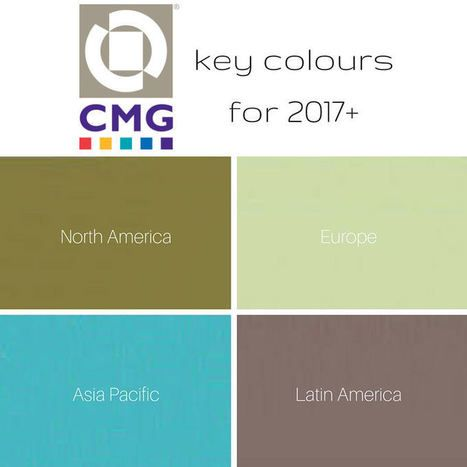 My lifestyle trends AW 2016/17 for Global Color...