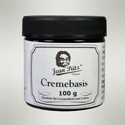 Alternative: Cremes selbst mischen. Z.B. Cremebasis  + Öle (Jojoba-Öl, Sanddornfruchtfleischöl, Hyaluronsäure). Die CremebasisJP ist emulgatorfrei, ohne künstliche Konservierungsstoffe und parfümfrei. Sie enthält Phospholipide aus Soja-Lecithin, Ceramide, Tryglyceride aus Palmöl, Squalane aus Olivenöl und Phytosterole aus der Sheabutter. Zu beachten ist das relativ schnelle Verfallsdatum von ca. 2 Monaten!