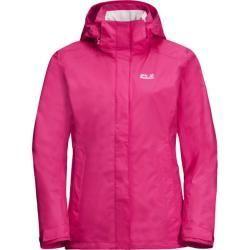 Womens Jackets Jack Wolfskin Women 039 S Hiking Jacket Seven Lakes Jacket W Size L In Pink Jack Wolfskinjack Wol In 2020 Jackets For Women Jackets Hiking Jacket