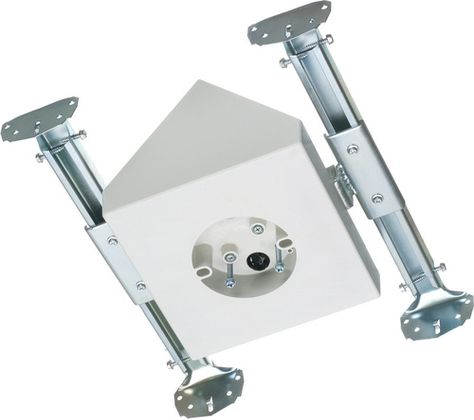Arlington Fan Fixture Mounting Box W Adjustable Brackets Fbx900 Ceiling Fan Ceiling Fan