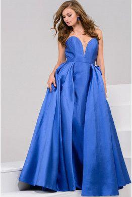 Pin By Riyadhdress Com On Jovani Riyadhdress Com Sweetheart Long Dress Colorful Gown Dresses