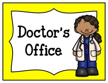 Doctor S Office Dramatic Play Doctor Office Dramatic Play