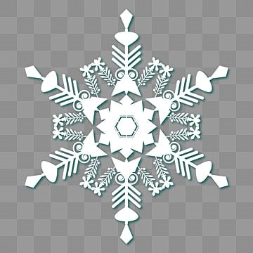 Cute Snowflakes Clipart Png Element New Year White Lovely Design Png And Vector With Transparent Background For Free Download Snowflake Clipart Snowflakes Drawing Clip Art