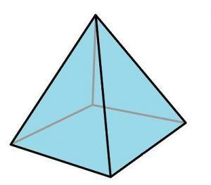 Caracteristicas De Una Piramide Tipos De Piramide Piramide Triangular Piramide Triangulo Isosceles