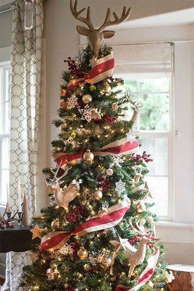 The Best Decorated Christmas Trees To Inspire And Make You Merry Creative Christmas Trees Amazing Christmas Trees Cool Christmas Trees